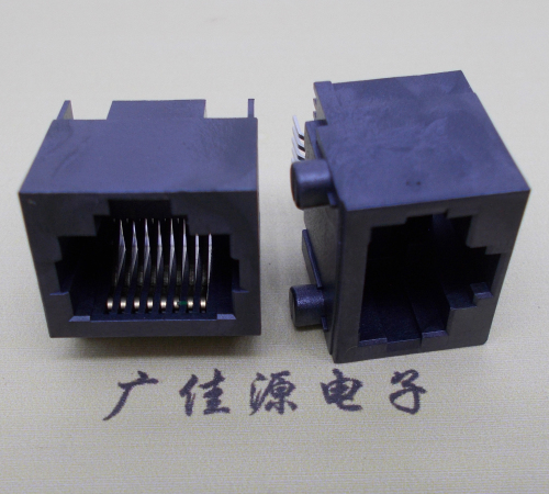 RJ45-15.5smt全塑式